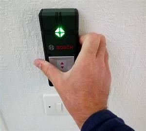 Detecteur De Metaux Bosch : comment d tecter les fils lectriques dans un mur avant de ~ Premium-room.com Idées de Décoration