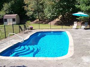 25 best ideas about fiberglass swimming pools on for Swimming pool designs and prices