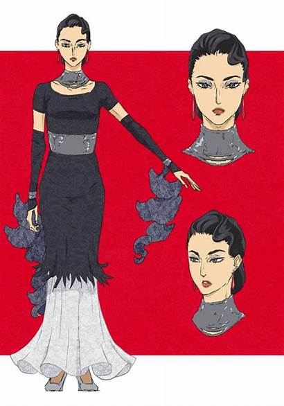 Ballroom Youkoso Tamie Character Official Anime Takahiro