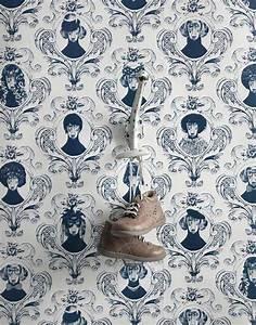 Tapeten Entfernen Preis : tillsammans wohnen pinterest tapeten dunkelblau und glatt ~ Orissabook.com Haus und Dekorationen