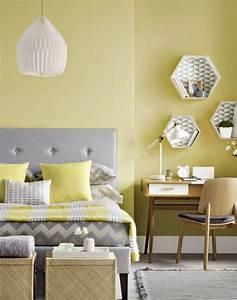 Peinture Murale Couleur : peinture couleur lin pour la d co zen de votre maison ~ Melissatoandfro.com Idées de Décoration