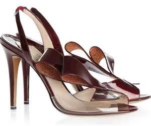 designer pvc nicholas kirkwood joins the clear pvc designer high heels craze high heels daily