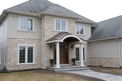 Exterior Stone Veneer  Transform Your Home With Exterior