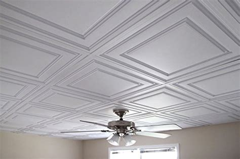 drop ceiling tiles 2x2 white 10 pc ceilume 174 stratford white feather light 2x2 lay in