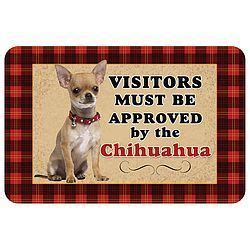 Chihuahua Doormat by Best 25 Chihuahua Breeds Ideas On Chiwawa