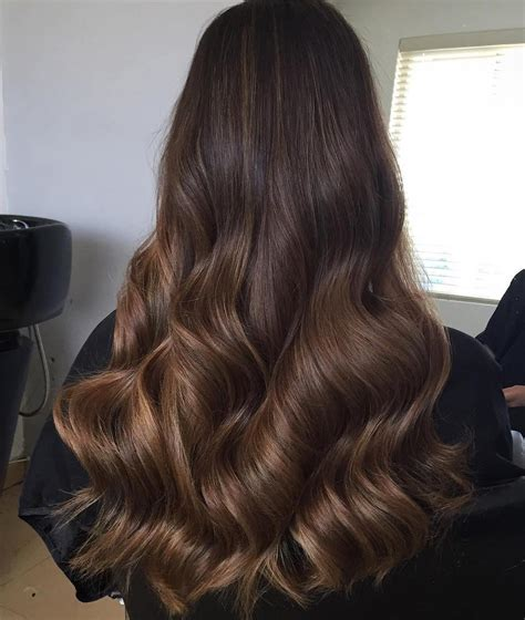 Dye Brown Hair by 50 Chocolate Brown Hair Color Ideas For Brunettes