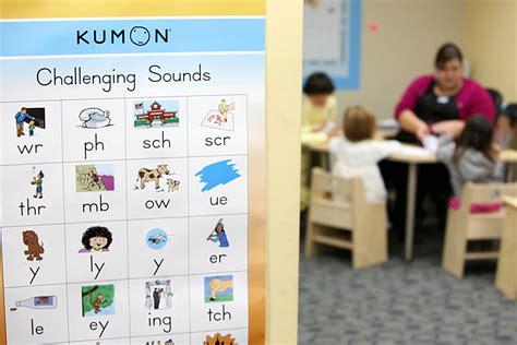 kumon fast tracking  kindergarten   york