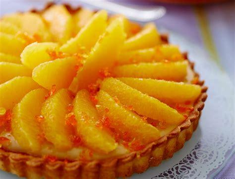 cuisine actuelle magazine tarte à l 39 orange façon hugo victor recettes femme