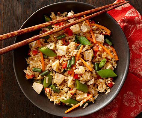 thai lemongrass roast chicken fried rice recipe