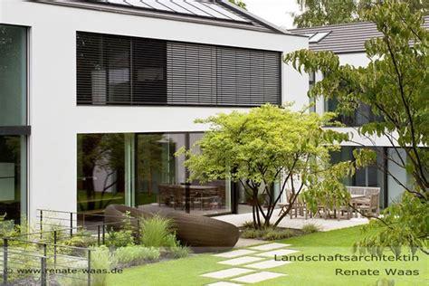 Moderner Garten Mit Gräsern by Moderner Garten Mit Gr 228 Sern Gartenplanung Renate Waas