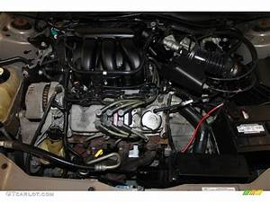 2007 Ford Taurus Sel Engine Photos