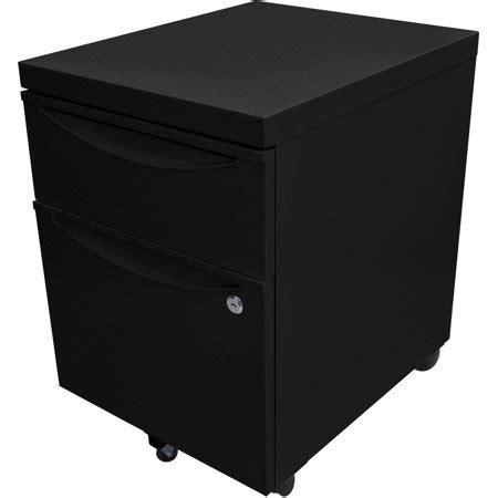 Lockable Pedestal Cabinets by Luxor Black Mobile Pedestal File Cabinet With Locking