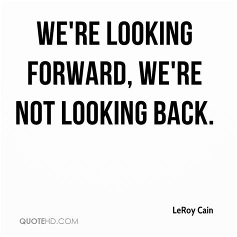 Funny Quotes About Not Looking Back