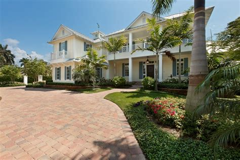 west indies style home weber design group  naples