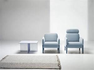 fauteuil de salon design pour un interieur moderne With tapis moderne avec salon cuir canapé 2 fauteuils