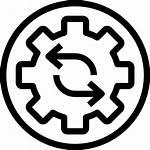 Proceso Icono Icons Iconos Flaticon Gratis