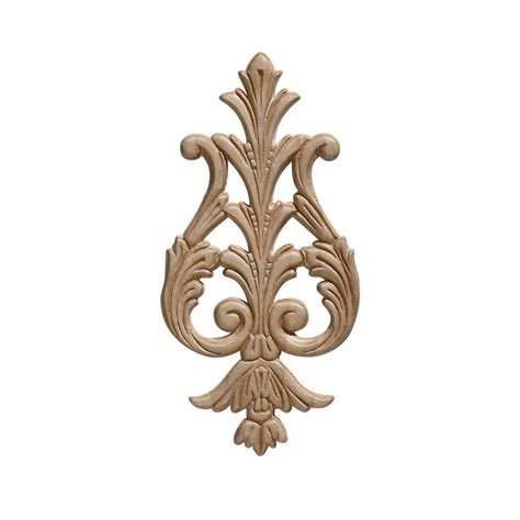 ornamental mouldings embossed acanthus drop ornament 9 3 8