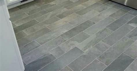 slate tile lowes ivetta black slate porcelain tile from lowes amazing