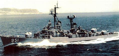 uss turner joy dd  historic naval ships association