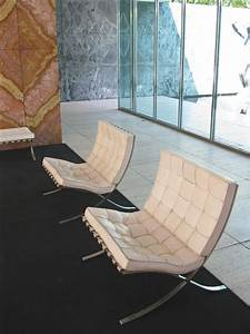 Mies Van Der Rohe Sessel : silla barcelona mies van der rohe plataforma arquitectura ~ Eleganceandgraceweddings.com Haus und Dekorationen