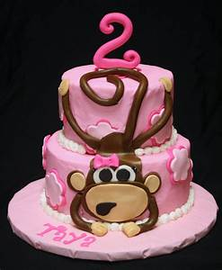 Birthday Cakes Images. Monkey Birthday Cake Awesome Tasty ...