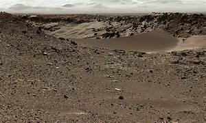 NASA's Mars Curiosity rover looks for path to destination ...