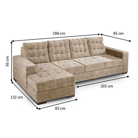 sofá suede amassado sof 225 3 lugares chaise marrocos suede amassado bege