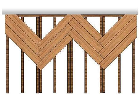 Choosing A Deck Pattern / Design