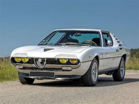 Alfa Romeo Montreal For Sale by George Cheetham 24 July 2017