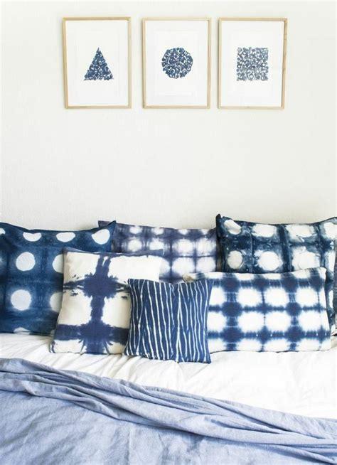 teinture pour tissu canapé teinture pour tissus japonaise shibori