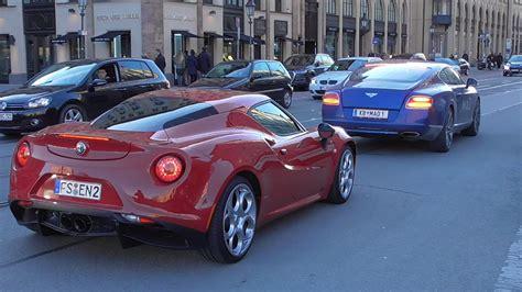 Supercars Of Munich (ferrari 488 Spyder, Ff, Mclaren 570s