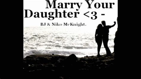 Marry Your Daughter/ Cover By Daniel