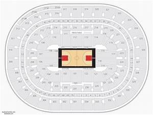 Moda Center Seating Chart