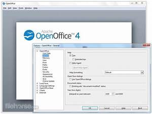 Apache Openoffice 4 1 4 Download For Windows    Filehorse Com