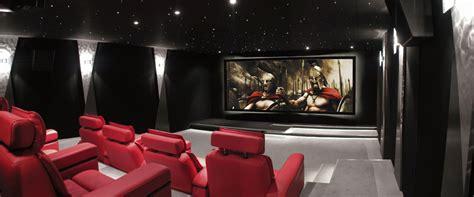 comment faire une salle de cinema votre cin 233 ma r 233 alisation de salles de home cin 233 ma 224 la maison