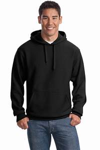 Sport Tek Super Heavyweight Pullover Hooded Sweatshirt