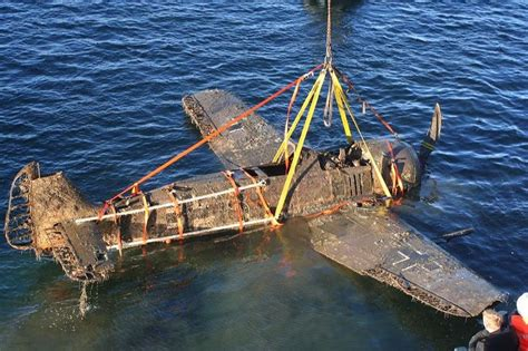 World Of Warplanes Wallpaper Fw190 Recovered From Sea In Norway Vintage Aviation Ww2 Etc Pinterest Pictures Murals And