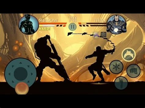 shadow fight 2 titan end credits
