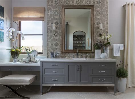 Spa Vanities For Bathrooms by Magnificent Vanities For Bathrooms Costco With Gray