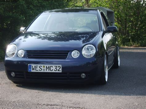 vw polo 9n tuning vw polo 9n indigoblau tuning community geilekarre de