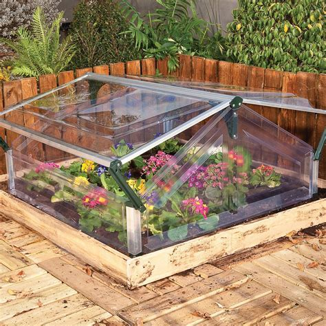 Palram Plastic Cold Frame   Departments   DIY at B&Q