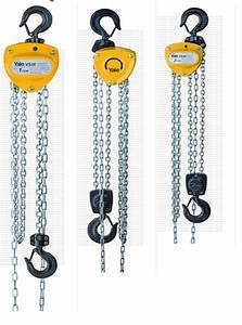 Yale Vsiii Medium Duty Hand Chain Hoist