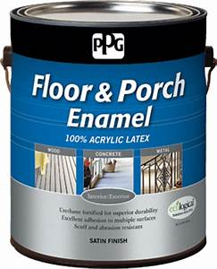 ppg floor porch paint from ppg porter paintsr With ppg floor paint