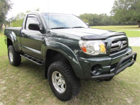 Toyota Tacoma Upgrades by Find Used 2010 Toyota Tacoma Prerunner Low