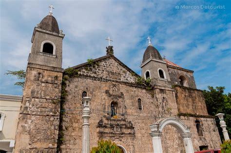 tigbauan church explore iloilo