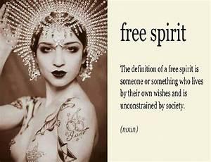14 best free sp... Free Spirit Girl Quotes