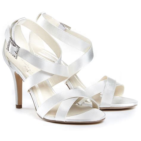 chaussures femmes ivoire pour mariage chaussure de mariage ivoire pour femme