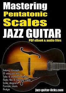 Jazz Guitar Method - 25 Pentatonic Licks
