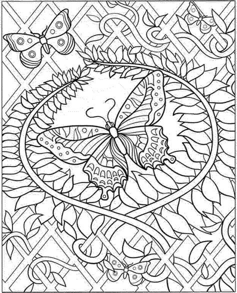 Coloring Page For Adults by Intricate Coloring Pages For Adults Coloring Home