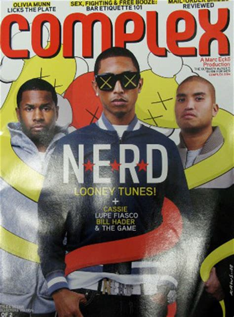 N¤E¤R¤D's Complex Cover Story - The Neptunes #1 fan site ...